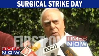 Kapil Sibal attacks Sushma Swaraj for its doublespeak - TIMESNOWONLINE