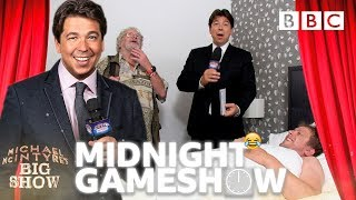 Midnight Gameshow: Dean and Zoe - Michael McIntyre's Big Show: Series 3 Episode 1 - BBC One - BBC