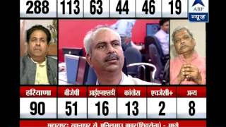 ABP News debate l BJP committed mistake in Maharashtra? Is their any 'Modi wave' ? - ABPNEWSTV