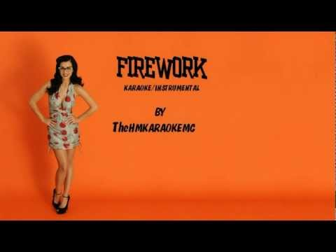 Katy Perry   Firework (Acoustic Version)  KARAOKE