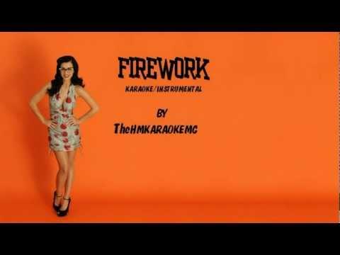 Katy Perry   Firework (Acoustic Version)  KARAOKE