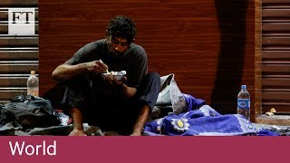 Rich and poor divide in São Paulo | World - FINANCIALTIMESVIDEOS
