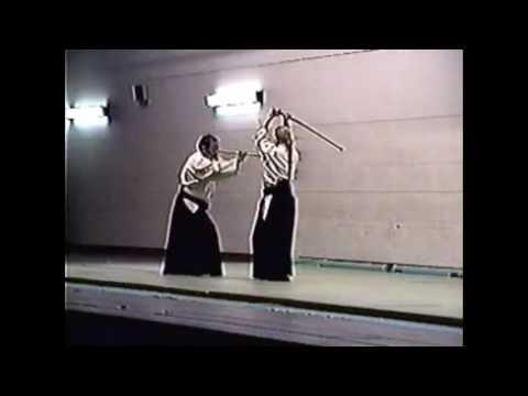 Saito Sensei Kanagawa University 1991