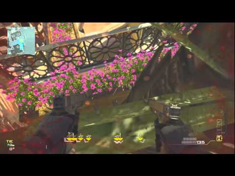 MW3 Glitches: *NEW* On top Oasis after patch (solo)