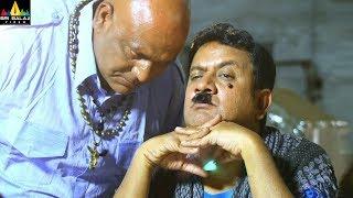 Maa Ka Laadla Movie Gullu Dada Funny Interview Scene | 2019 Latest Hyderabadi Movie Comedy - SRIBALAJIMOVIES