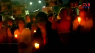 Candle-Light-Rally At Necklace Road | Pays Tribute to Pulwama CRPF Martyed | Hyderabad | CVR News - CVRNEWSOFFICIAL