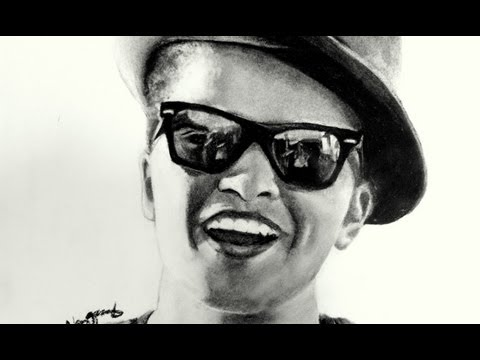 Bruno Mars - Grenade Drawing
