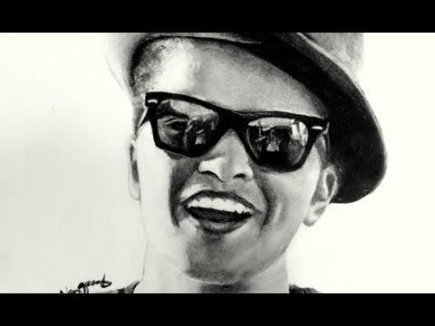 Bruno Mars - Grenade Drawing