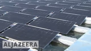 China builds largest floating solar farm in the world - ALJAZEERAENGLISH