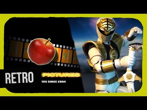 Applewar trifft Power Rangers! | RETRO Nr. 02
