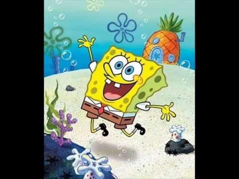 SpongeBob SquarePants Production Music - Break-Thru