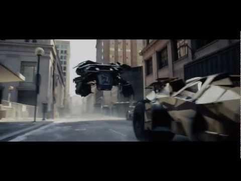 Dark Knight Rises Trailer #4: Bane's War On Gotham City