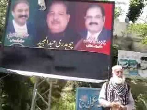 Tarring the Faces of Politicians in Khuiratta 110413
