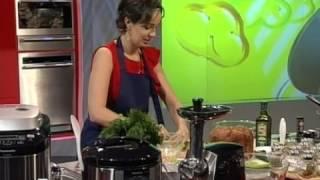 """Валерия Ланская в программе """"Кулинарный поединок"""" на НТВ"""