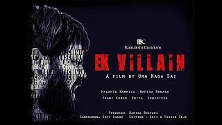 Ek Villain Telugu Short Film by Uma Naga Sai - YOUTUBE