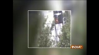 India destroys Pakistan's watch tower after Pak Rangers incessant shelling distrubs life in J&K - INDIATV