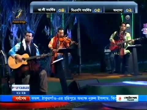 Shah Abdul Karim Bangla Song Tumi Bine Akul Poran   YouTube