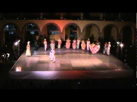 Chilenas de Oaxaca 1ra parte