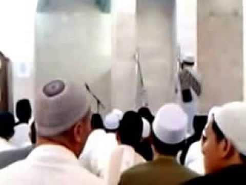 Assaid, Mesjid Ba alawi di Makassar