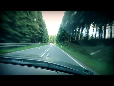 Nissan GTR in German Mountains Onboard