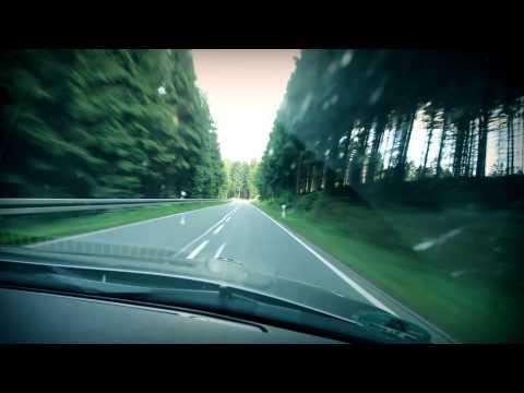 Nissan GTR in German Mountains Onboard
