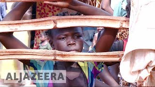 Central African Republic: Half the population needs aid - ALJAZEERAENGLISH