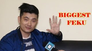 Meiyang Chang takes the TC challenge | Exclusive | Tellychakkar | - TELLYCHAKKAR