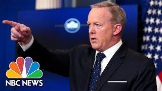 Sean Spicer's Greatest Hits | NBC News - NBCNEWS