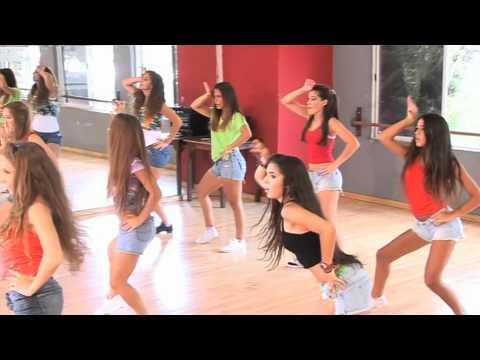 Coreografía de Danza Kuduro / TKM Argentina