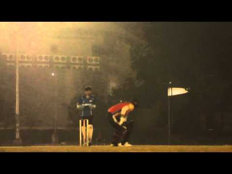 Cricmania, the institute Cricket League's Videos 3