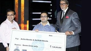 Amitabh Bachchan praises his reality show winner! | Bollywood News