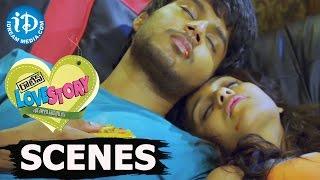 Routine Love Story Movie Scenes || Sundeep Kishan at Regina Cassandra House - IDREAMMOVIES
