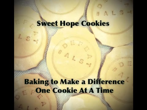 Baking Sweet Hope, Baking for the ALS Association