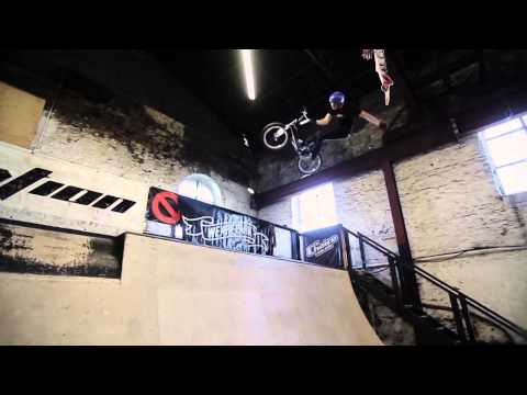 We-Are Park - Parking up @ Motion Ramp Park - BMX - HD