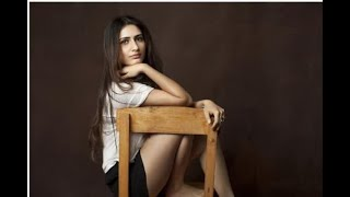 In Graphics: 'Fatima Sana Sheikh took shave of her eyebrows - ABPNEWSTV