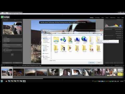 Managing Catalogs And Fixing Broken Images- From the Lightroom 4 A - Z Training DVD