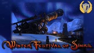 Зимний фестиваль Симрила (анонс), игра Neverwinter