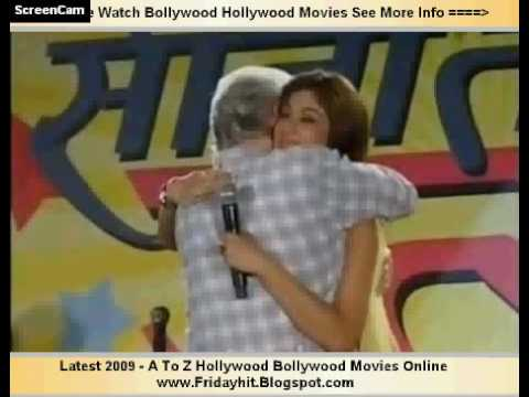 Richard Gere kissing Shilpa Shetty-By HollyBolly2.Blogspot.com