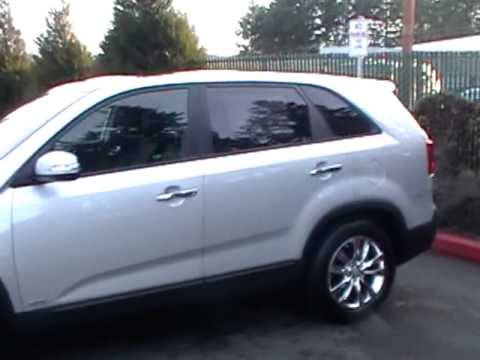 2011 Kia Sorento Full Overview Part 1 Limited Package