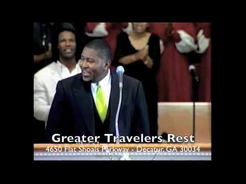 Pastor Smith Sings- Lord I Thank YOU