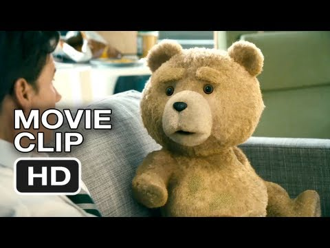 Ted Movie CLIP #2 - White Trash Name  -Mark Wahlberg, Mila Kunis, Seth MacFarlane Movie HD