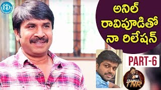 Actor Srinivas Reddy Exclusive Interview - Part #6 | Frankly With TNR | Talking Movies With iDream - IDREAMMOVIES