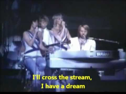 Abba - I have a dream (Lyrics) -t_HupoJ2_oc
