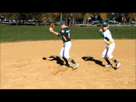 Warriors Infield Drills - Youth Baseball Instruction