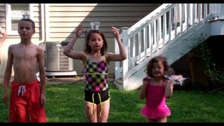 Bratayley's Cup of Water Challenge  (WK 124)