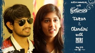 Raj Tarun & Chandini Chowdary Journey with MR. Productions || Relive Memories with 'Prayanam' - YOUTUBE