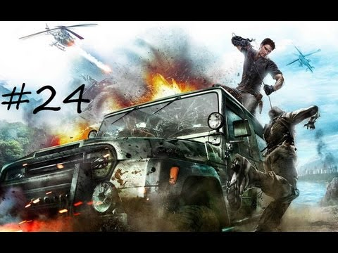 Just Cause 2 Walkthrough -    2 24 -  