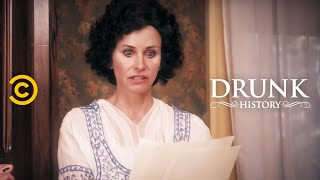 Drunk History - Edith Wilson: The First Female President - COMEDYCENTRAL