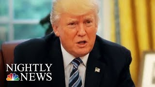 The Clock Is Ticking For A Deal To Avoid A Government Shutdown | NBC Nightly News - NBCNEWS