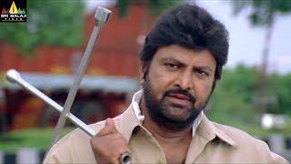 Mohan Babu Scenes Back to Back | Game Telugu Movie Scenes | Sri Balaji Video - SRIBALAJIMOVIES